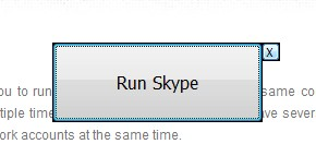 Run multiple Skype copies at the same time on the same computer.